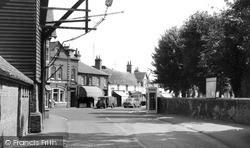 Soham, Stillyards c.1955