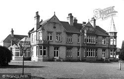 Soham, The Grammar School c.1955