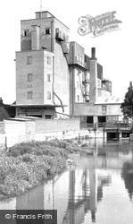 Soham, The Mill c.1955