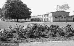 Soham, The Village College c.1960