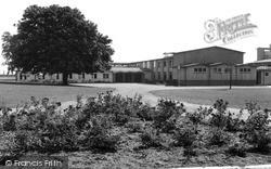 Soham, Village College c.1955