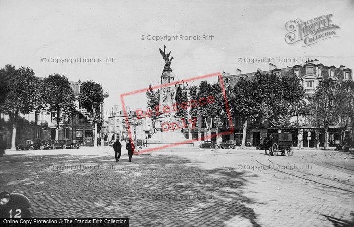 Photo of Soissons, Place De La République c.1925