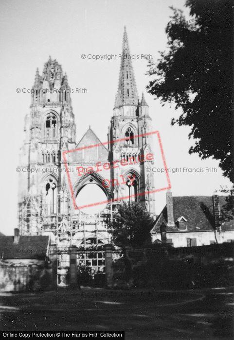 Photo of Soissons, Saint Jean Des Vignes Abbey 1935
