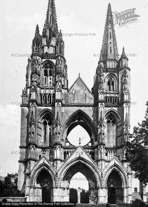 Photo of Soissons, Saint Jean Des Vignes Abbey c.1910
