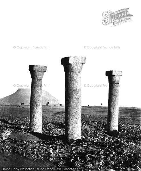 Photo of Soleb, Ruins Of A Christian Church, Island Of Saye 1860