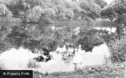 Solihull, Brueton Park c.1955