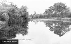 Solihull, Brueton Park c.1965