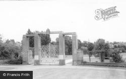 Solihull, Malvern Park c.1965