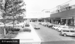 Solihull, Mell Square c.1965