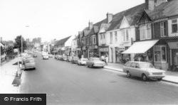Solihull, Warwick Road c.1965