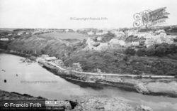 And Harbour c.1960, Solva