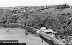 Harbour And Quay c.1960, Solva