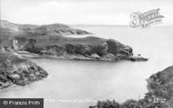 The Coastline c.1960, Solva