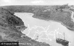 The Harbour c.1955, Solva