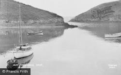 The Harbour c.1960, Solva