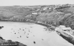The Harbour c.1965, Solva