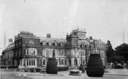 Somerleyton, The Hall c.1960