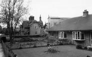Somerleyton, The Village c.1960