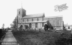 Somersham, Church Of St John The Baptist 1898