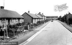 Somersham, Feoffees Road c.1965