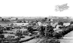 Somersham, From The Church Tower c.1960