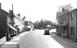 Somersham, High Street c.1960