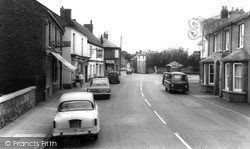 Somersham, High Street c.1965