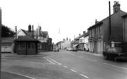 Somersham, High Street c1965