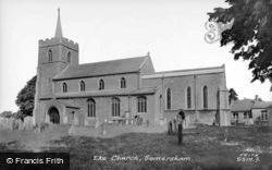 The Church c.1960, Somersham
