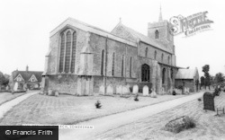 Somersham, The Church c.1965