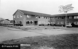 Somersham, Windsor Court c.1960