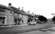 Somerton, Broad Street c1960