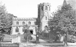 Somerton, Church Of St Michael And All Angels c.1955