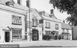 Somerton, Old Coaching Inn, The Red Lion Hotel c.1955