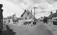 Somerton, the Triangle c1960