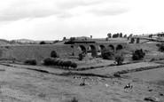 Somerton, the Viaduct c1955