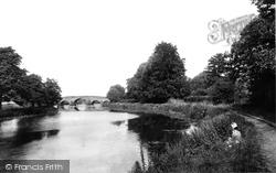 Sonning, Bridge 1890