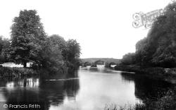Sonning, Bridge 1901