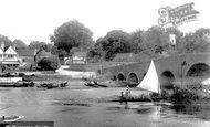 Sonning, Bridge 1904
