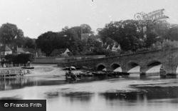 Sonning, Bridge c.1890