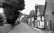 Sonning, High Street c1955