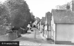 Sonning, High Street c.1965