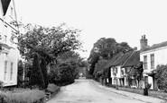 Sonning, Park Gates c1955