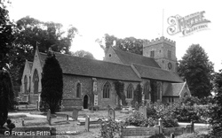 Sonning, St Andrew's Church 1890