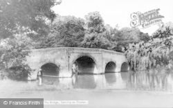 Sonning, The Bridge c.1965