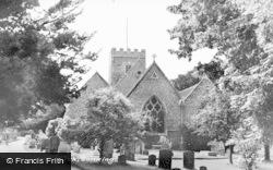Sonning, The Church c.1955