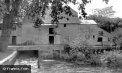 Sonning, The Mill c.1955