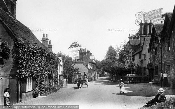Sonning, Village 1904