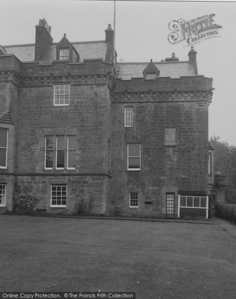 Photo of Sorn, Castle 1951