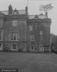 Sorn, Castle 1951